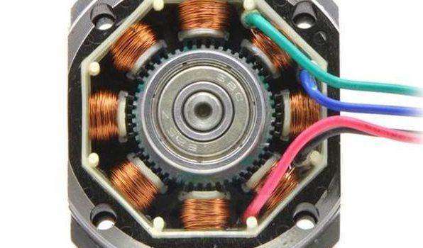 استپ موتور چیست